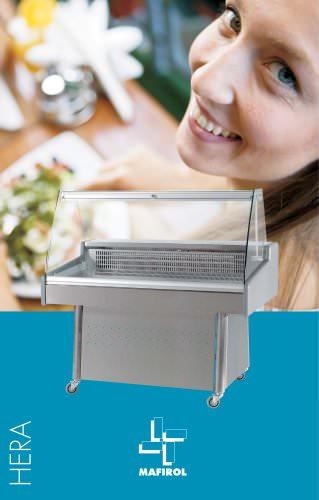 Refrigerated display case HERA_MAFIROL