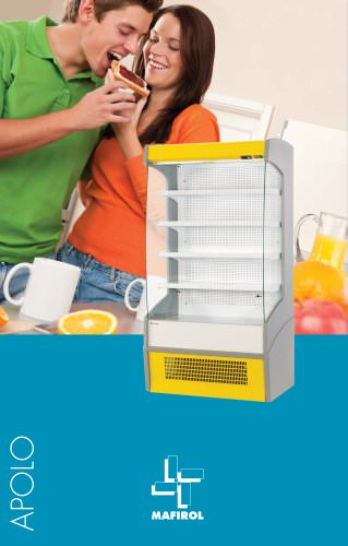 Refrigerated multideck APOLO_MAFIROL
