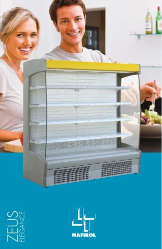 Refrigerated multideck ZEUS ELEGANCE_MAFIROL