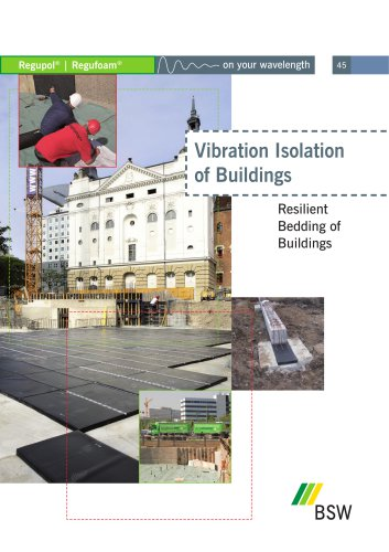Vibration Isolation of Buildings