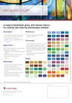 ART GLASS COLOR - 2