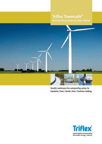 System brochure Triflex Towersafe