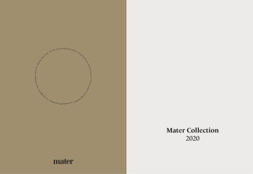 Mater Catalogue 2019