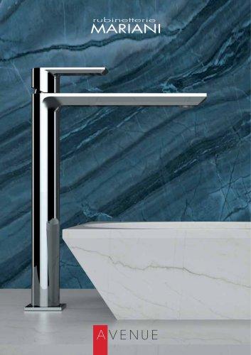 AVENUE faucet collection
