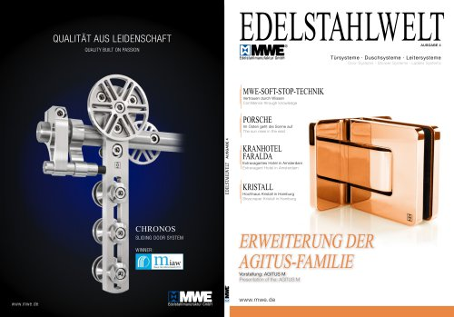Edelstahlwelt Ausgabe 4