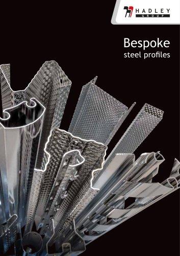 Bespoke steel profiles