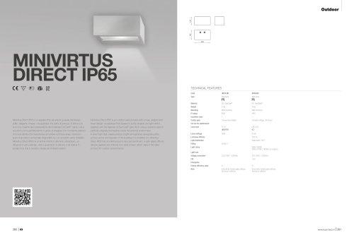 MINIVIRTUS DIRECT IP65