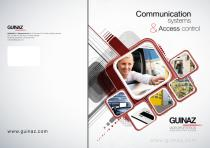 Catalogue Communication systems & Access control 2013