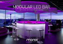 MODULAR - bar and buffet system 2019