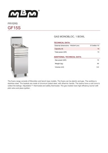 GF15S