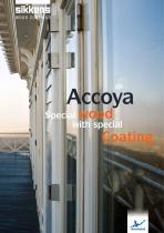 Coatings-Accoya Sikkens