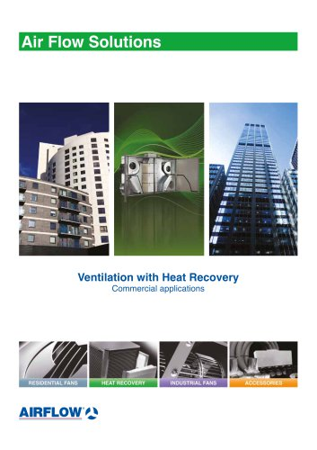 Commercial Heat Recovery