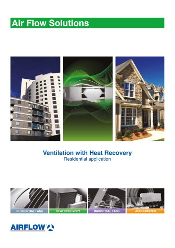 Residential Heat Recovery