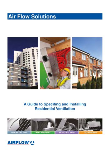 Ventilation Guide (Do's and Don'ts)