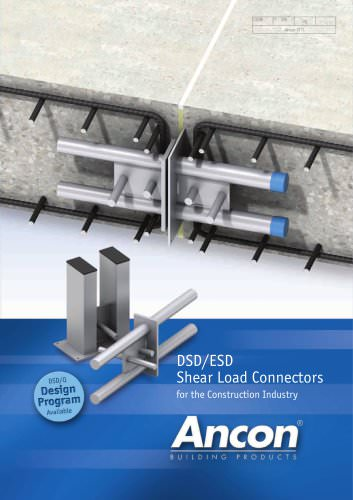 DSD/ESD Shear Load Connectors