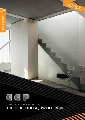 CCP Slip House, Brixton Brochure