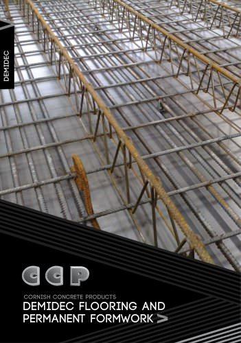 Demidec Floor Brochure