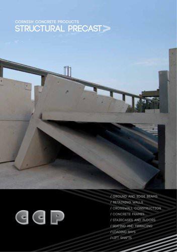 Structural precast