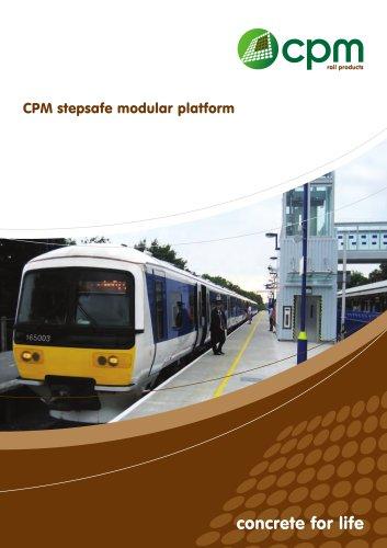 CPM stepsafe modular platform