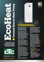 EcoHeat 400 Ground Source Heat Pump