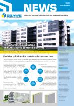 The new theme in the precast concrete industry: The automated production of multi-layered concrete elements - 1