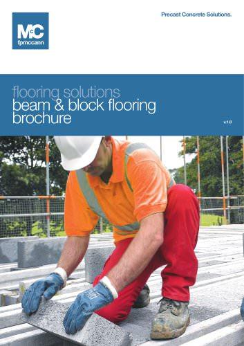 Beam and Block Flooring