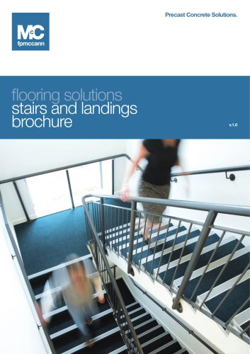 Precast Concrete Stairs and Landings
