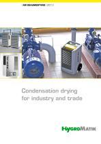 Deshumidifiers Industry Brochure