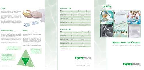 HVAC Adiabatic Systems Brochure