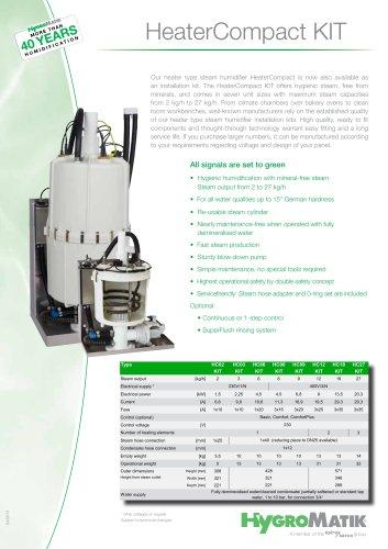 HVAC HeaterCompact Kit