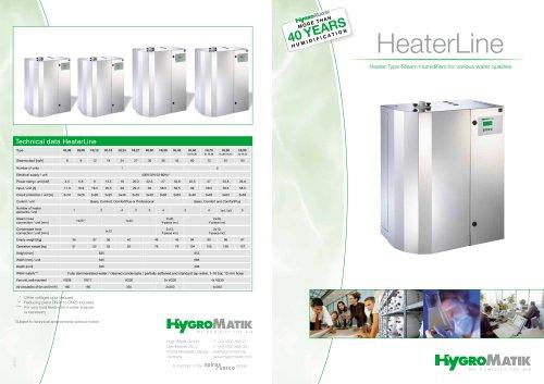 HVAC Heaterline Brochure