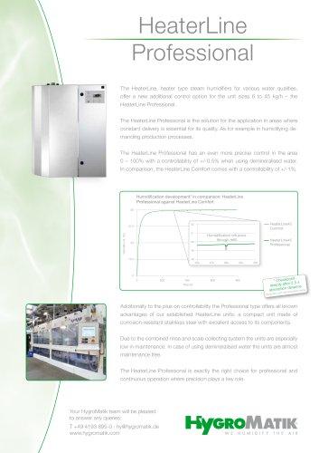 HVAC Heatrline Professional