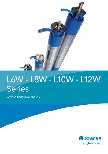 L6W - L8W - L10W - L12W Series
