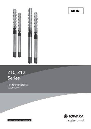 Z10, Z12 Series
