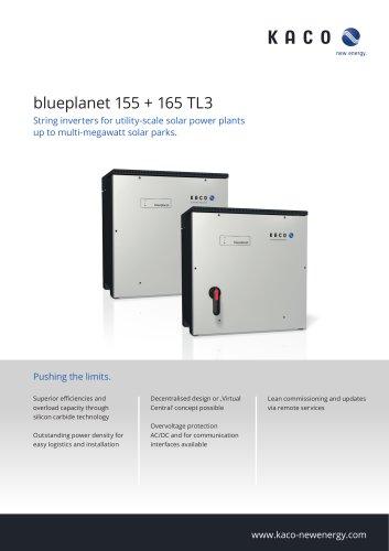 blueplanet 155 + 165 TL3