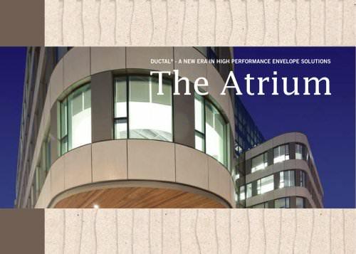 the Atrium Book - Lafarge - PDF Catalogs   Documentation