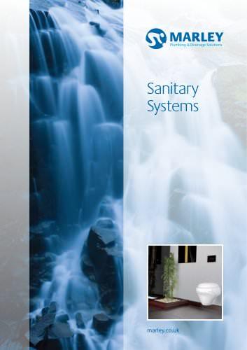 Sanitary Systems Brochure - Marley Plumbing & Drainage - PDF