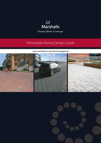 Permeable Paving Design Guide Marshalls Plc Pdf Catalogs