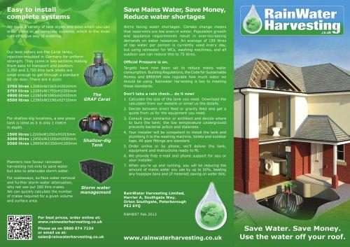 Rainwater Harvesting Pdf
