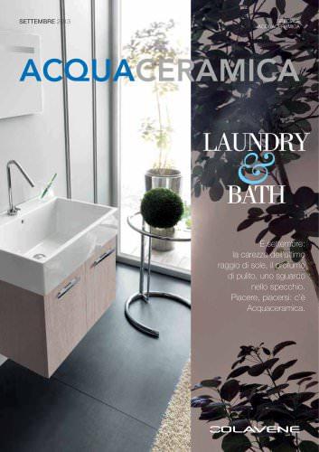Acqua ceramica: LAUNDRY BATH