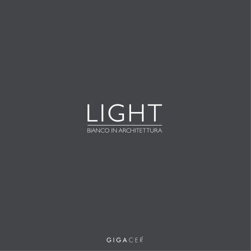 Gigacer catalogo Light