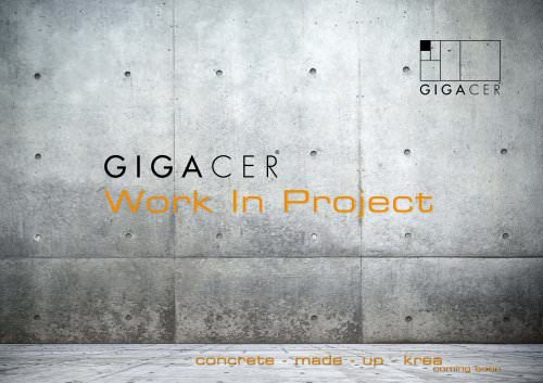 Gigacer Work in Project