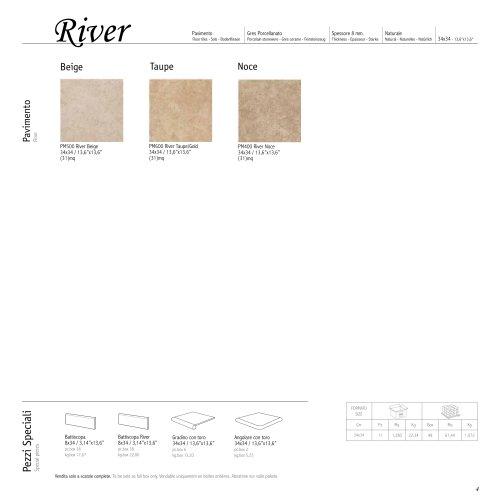 Pavimenti River