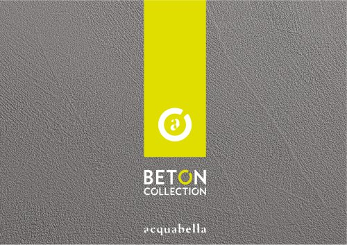 BETON COLLECTION
