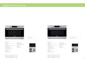 Built In Electric Oven Samsung Home Appliances Pdf Catalogs Documentation Brochures