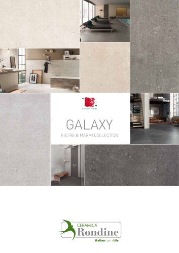 GALAXY PIETRE & MARMI COLLECTION