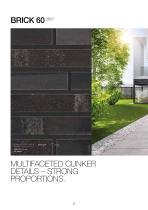 Catalogue Clinker brick slips 2019/2020 - 20