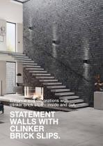 Catalogue Clinker brick slips 2019/2020 - 5