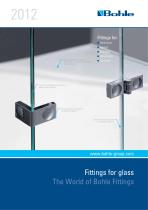 Download Hardware Catalogue: Fittings for Glass - 1