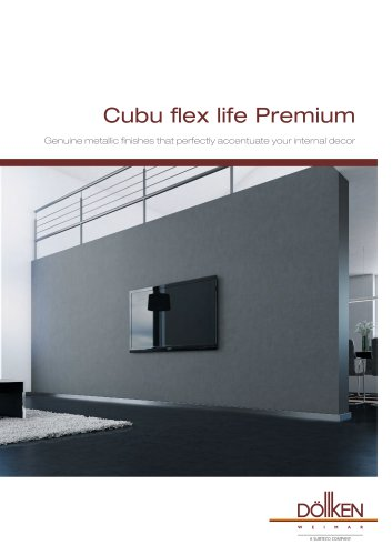 Cubu flex life Premium